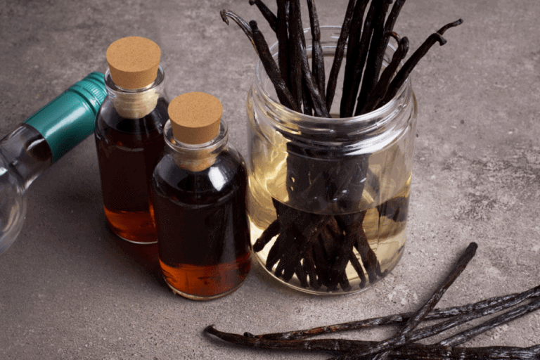 The Best Recipe For Making Homemade Organic Vanilla Extract – Better & Cheaper Than Store Bought